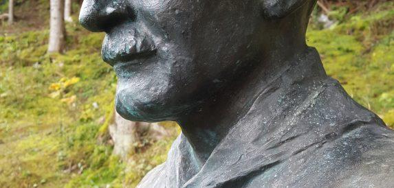 Büste von Robert Baden-Powell