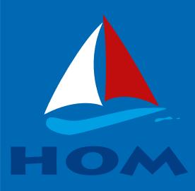 Logo: Harcerski Ośrodek Morski Puck ZHP