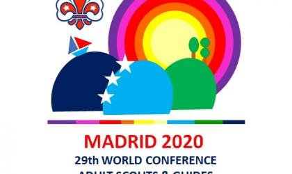 29. Weltkonferenz ISGF - AISG Madrid 2020