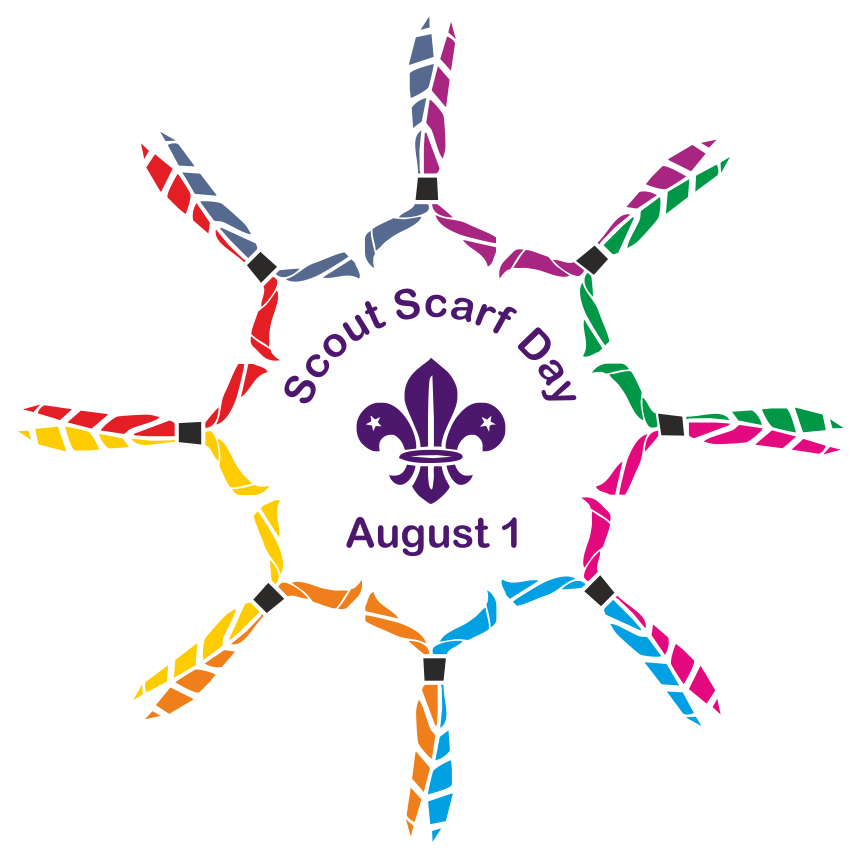 Scout Scarf Day 2020