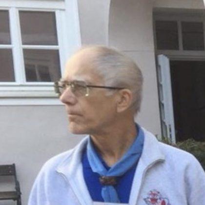 Ehrenmitglied der Pfadfinder-Gilde Österreichs Wilfried Martschini