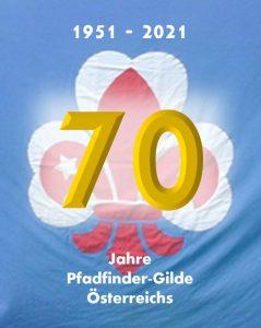 Logo 70 Jahre PGÖ in St. Pölten