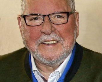 Ehrenmitglied Helmut Hauer