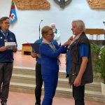 Verleihung an Hans Kloiber (Michael Gruber, Helga Meister, Hans Kloiber)