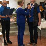Verleihung an Hans Kloiber (Gernot Hauer, Helga Meister, Hans Kloiber)