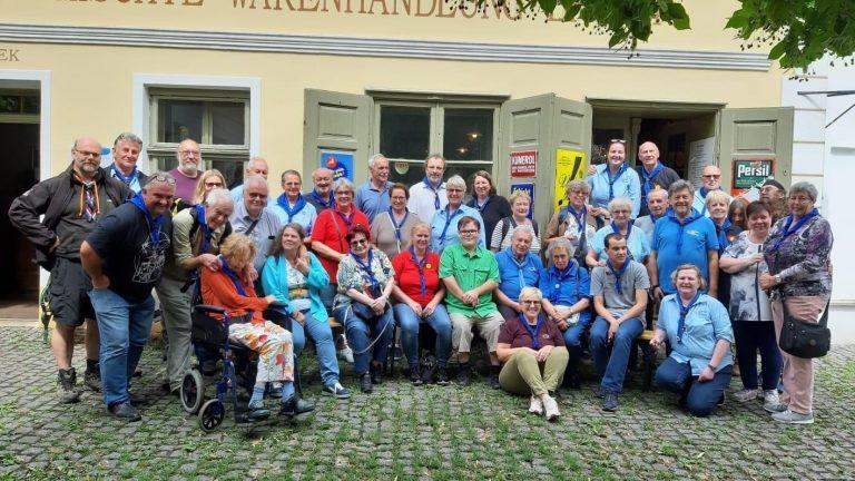 2021 ScoutScarfDay: Scout Lounge aus Wien ist unterwegs