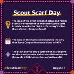 ScoutScarfDay: Basisinfo (engl.)