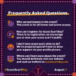 ScoutScarfDay: FAQ (engl.)