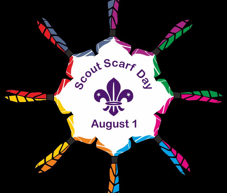 #ScoutScarfDay