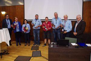 """Verbandsehrungen und Gilde-Aktiv-Preis 2019 """"Soziales Wirken"""""""